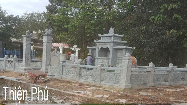 Khu lăng mộ gia đình Ông Vũ Trọng Khánh Đồng Nai