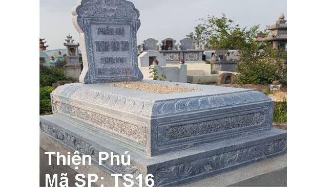 Mộ đá tam sơn TS16